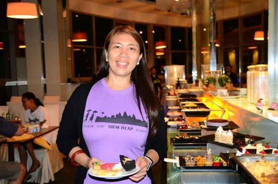 dinner buffet picture of baiyoke sky hotel bangkok tripadvisor rh en tripadvisor com hk