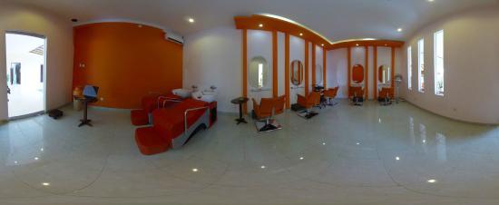 Putri Ubud Spa 2: our airconditioned treatment room