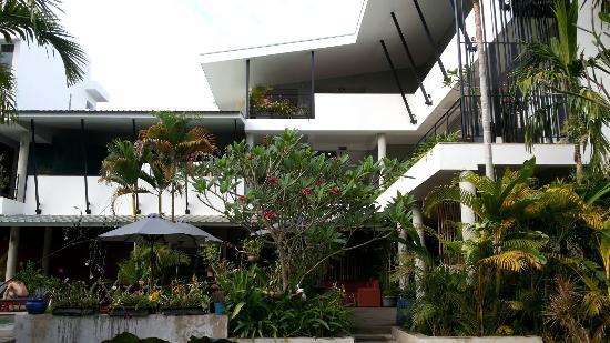 MEN's Resort & Spa - Gay Hotel: Garden