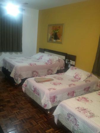 Hotel Cosini : Quarto bom e confortavel