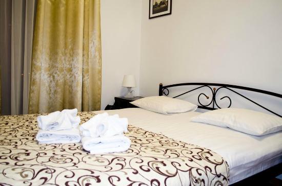 Hotel Deribas : Bed