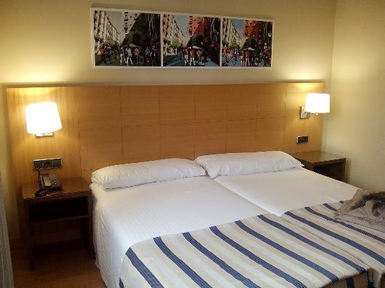 Hotel Avant Aeropuerto: Habitación 266