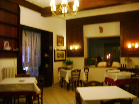 Province of Terni, Italia: sala colazione