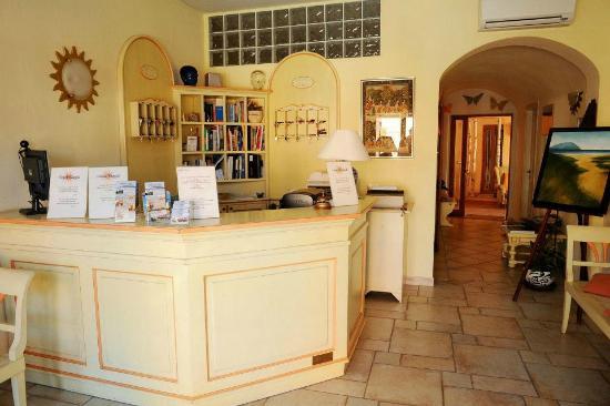 Hotel Daniel : Reception