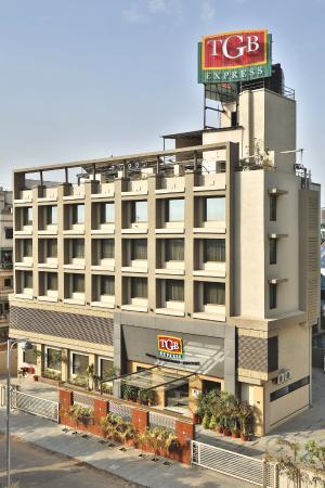 TGB Express Maninagar