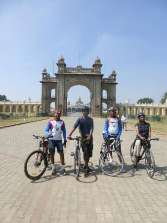 ‪MYcycle - Mysore Cycle Tour‬