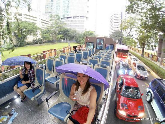 hop on hop off tour по куала лумпур