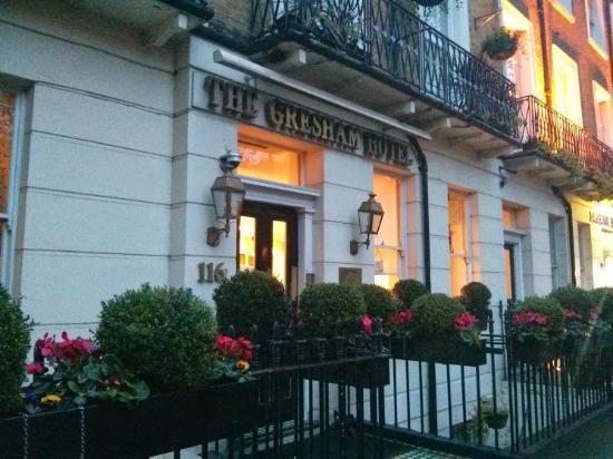 numéro de la chambre - Picture of The Gresham Hotel ...