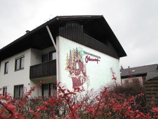 Ferienwohnanlage Oberaudorf : From Bad Trissl Strasse.