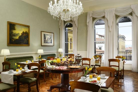 Hotel Pendini: Sala Colazione - Breakfast room