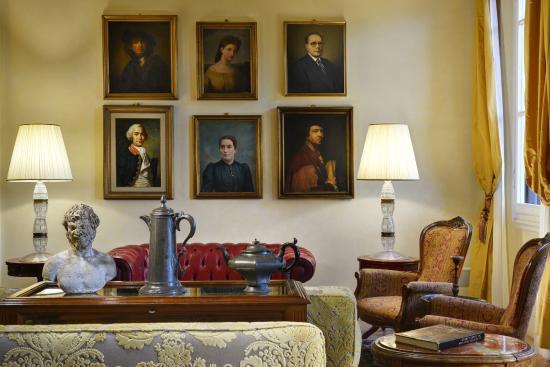 Hotel Pendini: Salotto - Lounge