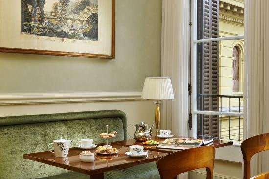 Hotel Pendini: Tea Time