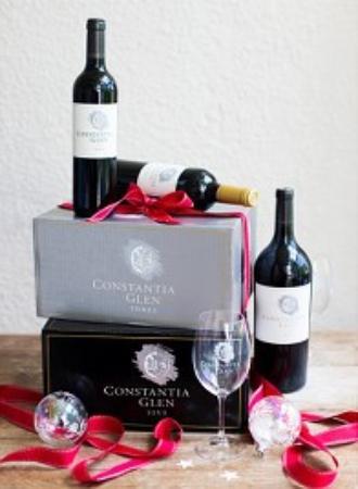Constantia Glen Winery: Christmas specials at Constantia Glen