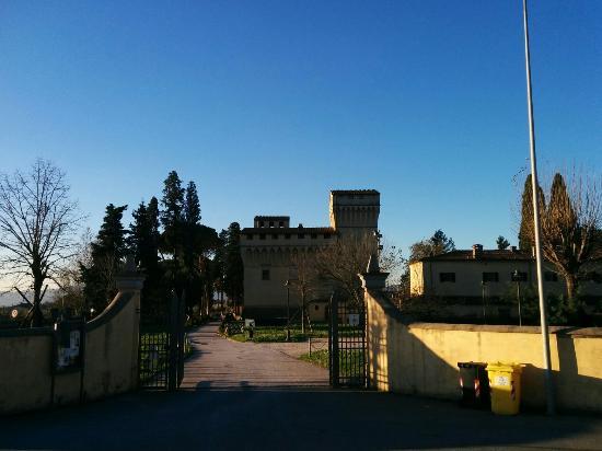 Montale, Włochy: Castello Villa Smilea
