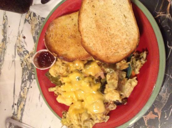 Blue Moon Cafe: Western Scramble