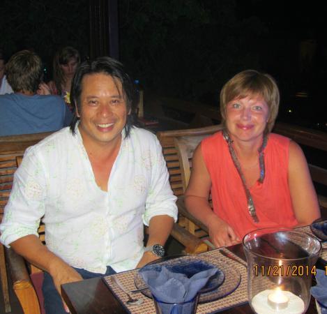 Wang Thai : С шефом ресторана
