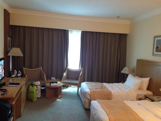 City Seasons Hotel: Rooms