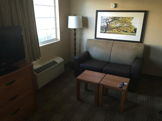 Extended Stay America - Secaucus - New York City Area: Sitting Area