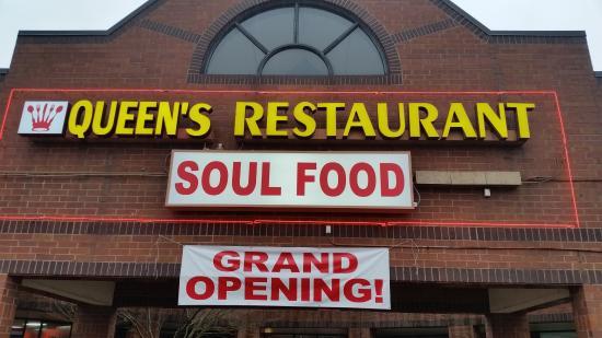 Queen's soul food