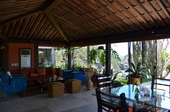 Cliffside Luxury Inn: Decoração impecável