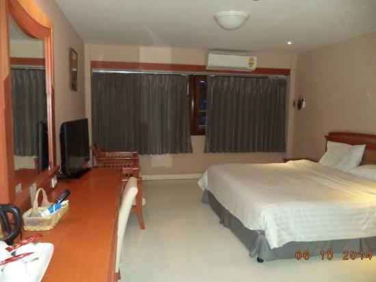 S2 Hotel: ห้องนอน