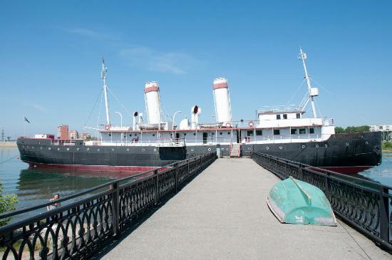 Museum-Icebreaker Angara