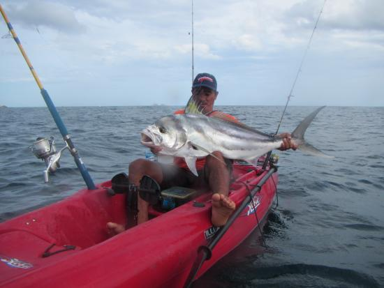 Playa Potrero, Costa Rica: A good days catch