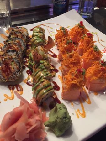 Tomo Hibachi and Sushi