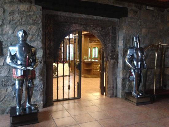 Hotel Venta Juanilla : decoración