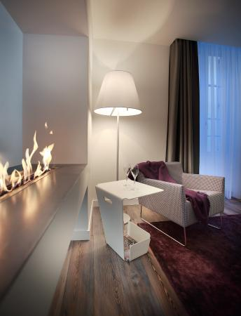 Petit Hotel Confidentiel: Suite Deluxe
