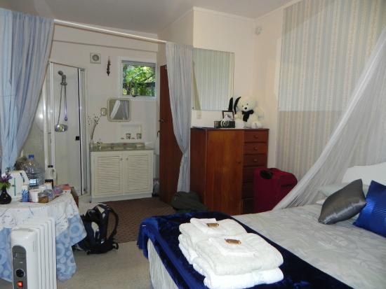 Mount Tutu Eco-Sanctuary : Pukeko Room