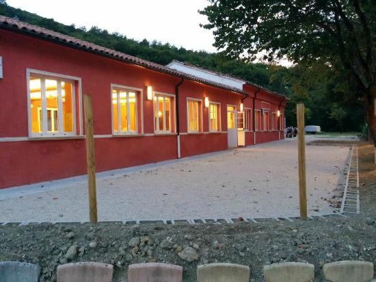 L 39 esterno del ristorante picture of ristorante la fonte for L esterno del ristorante sinonimo