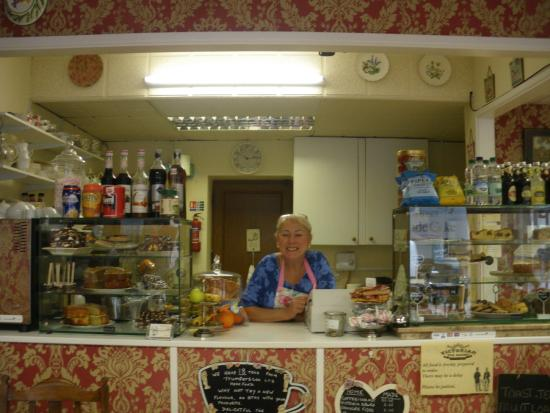 Victorian Tea Rooms Abergavenny