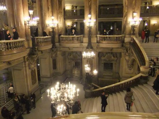 Paris, Frankrig: Garnier