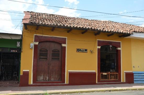 Hostal Calle de los Poetas : Streetview