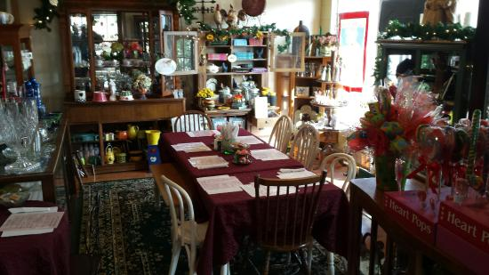 Stilwell, OK: Dining area