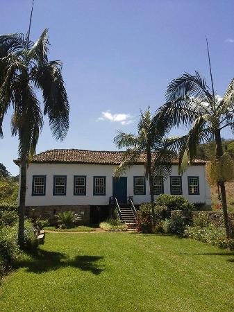 Barra do Pirai, RJ: A sede da fazenda