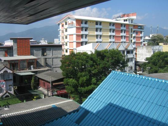 Chiang Mai Gate Hotel: Room View