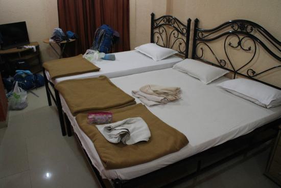 Hotel Preetam Aurangabad: The Room