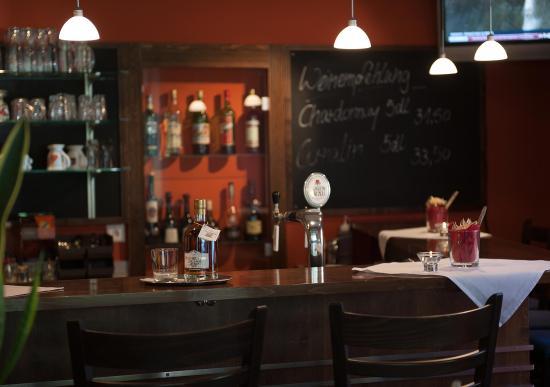 Jungfrau Hotel: Bar