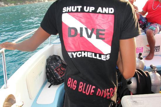 Big Blue Divers: Dive