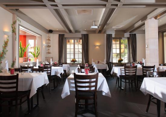 Jungfrau Hotel-Restaurant: Restaurant