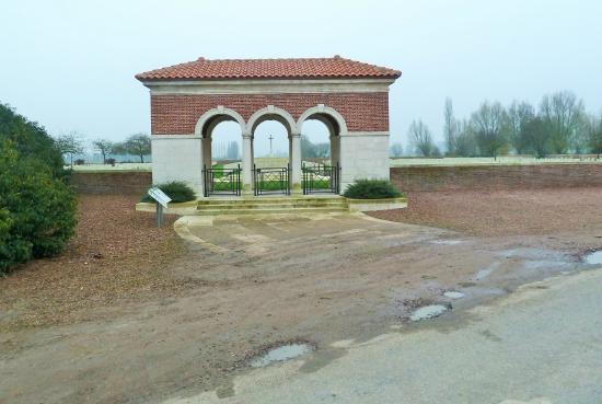 Australian memorial park