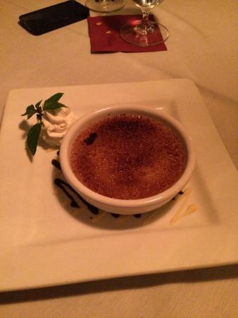 The Vintage: 1st time having creme brûlée- loved it!