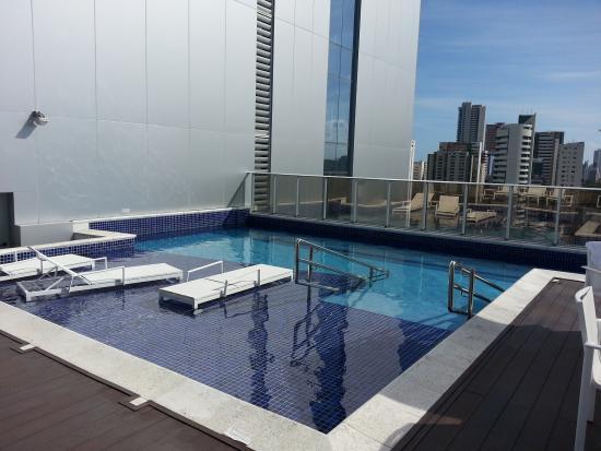 Piscina Foto De Bugan Hotel Recife By Atlantica Recife