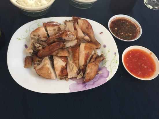 The best chicken in Chiang Mai! - Picture of SP Chicken, Chiang Mai ...