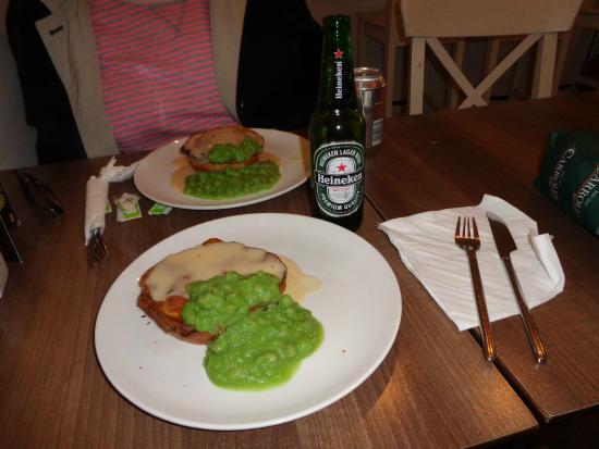 The Pieman Cafe: Pieman Care