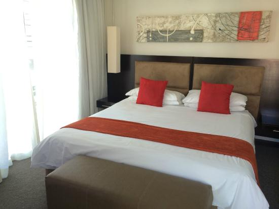 Urban Chic Boutique Hotel: double room