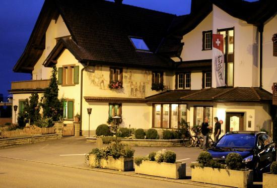 BEST WESTERN Hotel Rebstock: Romantisch am Abend