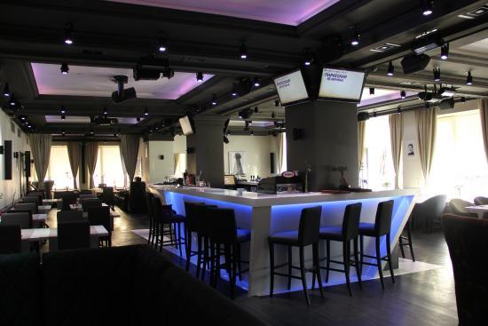 Restaurant Bar N. Tesla
